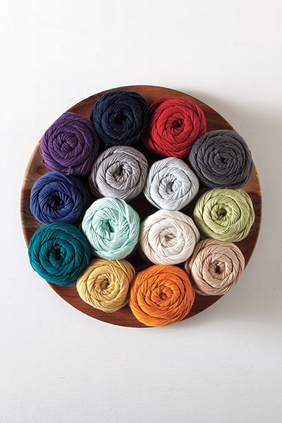 Dishie Yarn - 100% Cotton, 25+ Colors