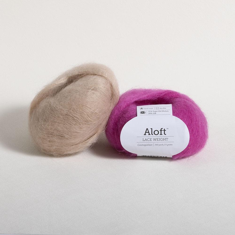 Silk Wool Mohair