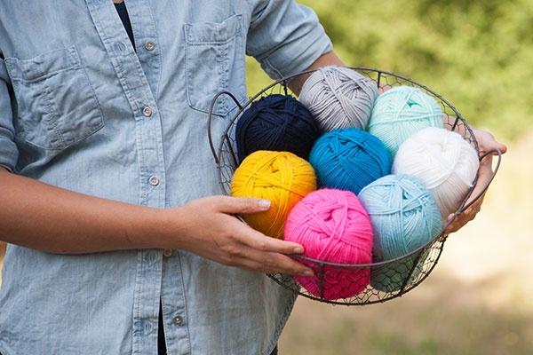 Mighty Stitch Yarn | Crochet.com