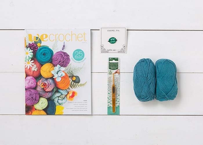 $15 Yay Crochet Kit