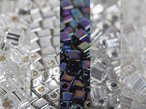 Square Seed Beads