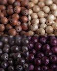 6mm Wood Beads