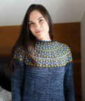 Mingling Sweater Pattern Kit