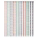Mosaic Straight Needle Sets