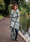 Nevern Throw Pattern Kit
