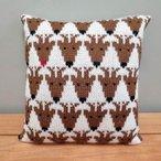 Reindeer Pillow Pattern Kit