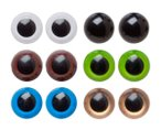 Safety Eyes Round 18mm