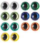 Safety Eyes Slit 10mm
