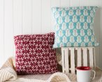 Snowy Cushions Pattern Kit