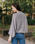 Teasel Shrug Pattern Kit