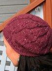 Damson Slouch Hat Pattern