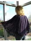 Aconite Shawl Pattern