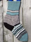 Mysig Means Cozy Socks Pattern