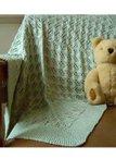 Larkin Baby Blanket Pattern