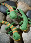 Zerd the Lizard Pattern