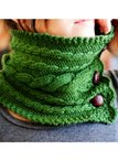 Ireland Neck Warmer Pattern