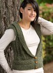 Memories of Eire Vest Pattern