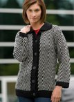 Herringbone Jacket Pattern
