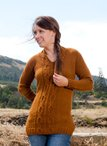 Talise Pullover Sweater Pattern