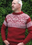 Men's Nordic Sweater Pattern