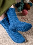 Cabled Cottage Cozies Pattern
