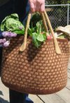 Market Basket Felted Bag