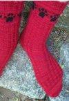 Woof! Socks Pattern