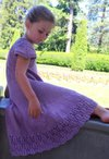 Pinnate Dress Pattern