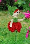 Blossom Pixie Crochet Doll Pattern