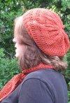 Harvest Spice Hat & Scarf Set Pattern
