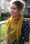 Aurelie Crochet Shawl Pattern