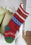 Malcolm's Christmas Stocking Pattern