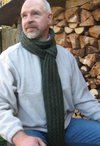 Lost Lake Men's Scarf Pattern