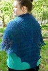 Quetzal Shawl Pattern