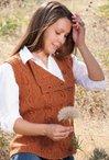 Tumbleweed Vest Pattern