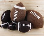 Stuffed Football Pattern