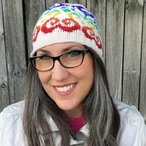 All Ages Blooming Crochet Beanie