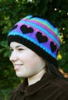 Sweet Silhouettes Hat Pattern