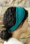 Feather in your Hair Headband Pattern