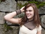 Starwood Cowl and Cuffs Pattern
