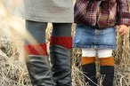 Twisted Bootcuffs Pattern