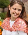 Seabreeze Crochet Shawlette Pattern