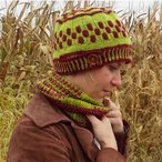 Hedgerow Jam Hat Pattern