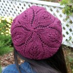Foliage Hat and Cowl Pattern