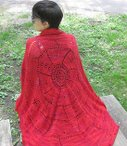 Elemental: Birth of a Supernova Shawl Pattern