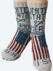 Flag Socks: USA