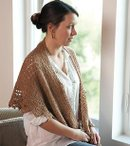 Scallops and Shells Crochet Shawl Pattern