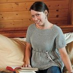 Romantic Interlude Crochet Pullover Pattern