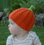 Pumpkin Patch Beanie Pattern