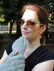 Fretless Fingerless Gloves Pattern